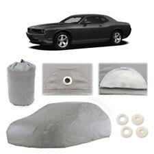 Dodge Challenger 6 Layer Car Cover Fitted Outdoor Water Proof Rain Snow Sun Dust