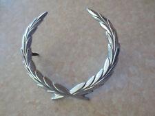 Original 1985 - 1992 Cadillac wreath car badge - part no. 20733819-20