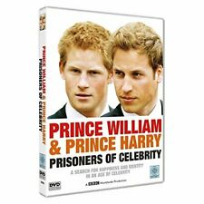 William And Harry: Prisoners Of Celebrity [DVD-R (Print on Demand)] DVD NEW