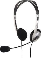 SPEEDLINK MAIA Stereo Headset Kopfhörer Microfon 3,5mm Klinkenstecker F18-509939