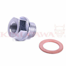 Sensor Adapter Oil Water Boost Temp M20x1.5 to 1/8 PT