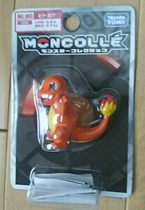 TAKARA TOMY POKEMON XY MONCOLLE MC-003 CHARMANDER 4CM MONSTER COLLECTION FIGURE