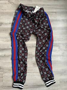 BAPE Sweatpants Trackpants Monogram Interlocking Pants Tiger Men's Jogging GG