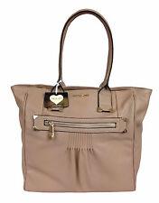 TWIN SET Simona Barbieri   Damen,Women,Tasche,Bag,Schulter Shopper,Beige,NEU,NEW