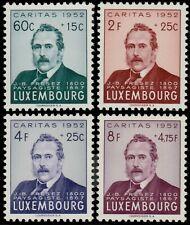 ✔️ LUXEMBOURG 1952 - CARITAS LANDSCAPER FRESEZ - SC. B170/B173 ** MNH [LX501]