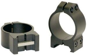 Warne Maxima Scope Rings 30mm Low 213M