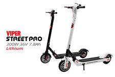 Viper Street Pro 300W 36V 7.8Ah, LG lithium battery Electric Kick Scooter
