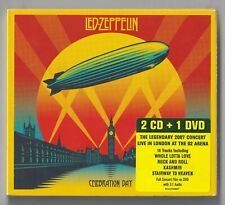 Led Zeppelin - Celebration Day (2CD & 1 DVD - Digipak) (2012) - NEW & SEALED