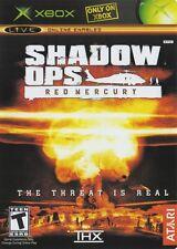 Shadow Ops: Red Mercury - Original Xbox Game