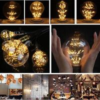 E27 3W LED Vintage Retro Edison Filament Xmas Decorative Light Lamp Bulb AC220V