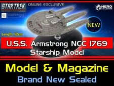 More details for eaglemoss star trek the starship collection: u.s.s. armstrong ncc 1769 in-stock