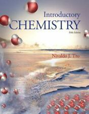 Introductory Chemistry by Nivaldo J. Tro (2014, Hardcover, 5th Edition)