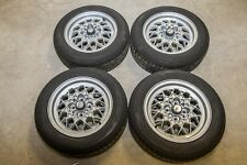 VERY RARE 4x BBS MAHLE + tyres VW GOLF GTI-GLI - SCIROCCO mk1 6x14 as new !!