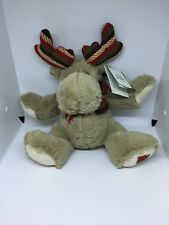 Pier 1 Imports Patches the Moose Plush - 10� Stuffed Animal - New Sku 2973060