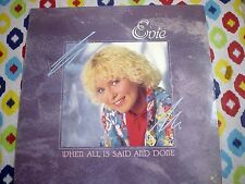 EVIE KARLSSON LP .. WHEN ALL IS SAID AND DONE  ..RARE..NEAR MINT COPY
