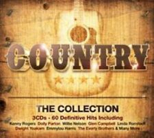Various Artists - Country The Collection 3cd Post