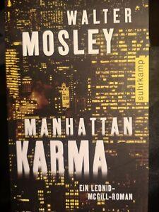 Manhattan Karma / Leonid McGill-Roman Bd.1|Walter Mosley|Broschiertes Buch