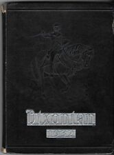 The DIXONIAN 1932 DIXON ILLINOIS High School Yearbook 1932 Dixon Illinois Annual