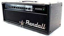 Randall rx120d Amp Metal Head 120w + 16 Effects On Board + Mint Condition + Warranty