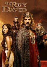 El Rey David. Tele-serie Completa Brazileña 6 Dvds - Calidad Hd $29.99