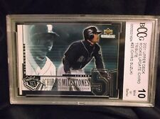 2001 upper deck rookie update tribute  Ichiro Suziki.  BCCG graded 10!!!
