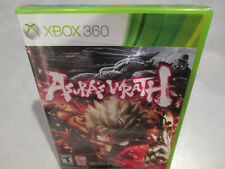 Asura's Wrath Microsoft Xbox 360 Brand New Factory Sealed Xbox One Compatible