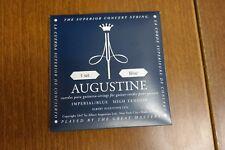 Augustine Imperial Blue Classical Guitar Strings - High Tension Bass, High Tensi