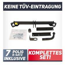 Subaru Impreza GH 5-Tür 07-12 Anhängerkupplung starr+E-Satz 7p