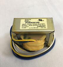 Preferred Power Products P3XR28100 open frame tranformer 28VAC 100VA for cctv