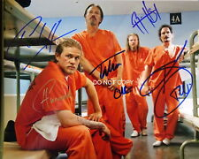 """Sons of Anarchy FX TV Show 8x10"""" reprint Signed Cast Photo #2 RP"""