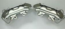 Pair 1964-1966 Ford Mustang Kelsey Hayes Style Disc Brake Calipers Loaded W Pads