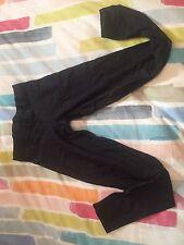 Black Milk Clothing Matte Black Leggings Size Large