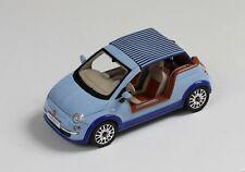 PREMIUM X 0020 0255 0256 FIAT 500 Tender Two Kadhafi Weinsberg model cars 1:43rd