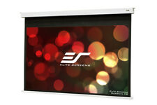 "Elite Screens Evanesce 110"" 16:9 In-Ceiling Recessed Flush Mount Screen"