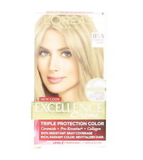 L'Oreal Paris Excellence Creme Hair Color, 8.5A Champagne Blonde, New