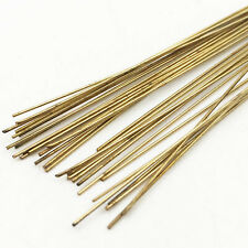 10pcs 15 Silver Copper Brazing Rod 05mm 500mm Welding Tool For Jewelry Making