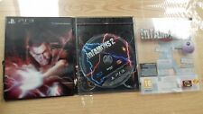 INFAMOUS 2 SPECIAL EDITION PS3 LENTICULAR NO MANUAL FREE SPEEDY UK POSTAGE