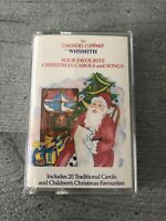 Your Favourite Christmas Carols & Songs WHSmith Children's Company Cassette Tape