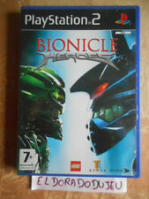 ELDORADODUJEU > BIONICLE HEROES Pour PLAYSTATION 2 PS2 VF COMPLET