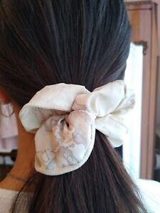 Elastico per capelli Etro beige