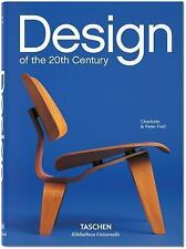 Design of the 20th Century by Fiell Charlotte and Peter Fiell (2012, Book, Other