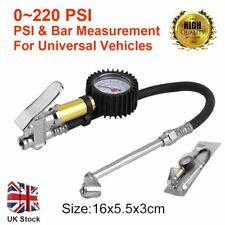New Professional Tyre Inflator With Gauge Air Line Tyre Pump Pressure Tester