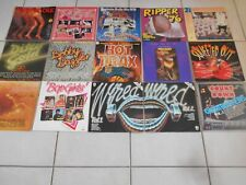 15 VINYL LP RECORDS - 1970s COLLECTION COMPILATIONS HITS - SKYHOOKS,DRAGON,QUEEN