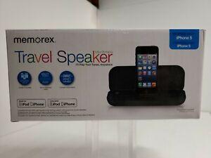 Memorex Ultra Portable Travel Speaker for iPod & iPhone 5