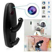 HD Mini Camera Hook Hidden Camera HD Motion Detection Spy Home Security DVR Cam