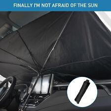 Car Sunshade Umbrella Windshield Cover Visor  UV Protector Folding For SUV Truck