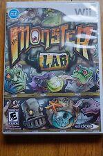 Monster Lab (Nintendo Wii, 2008)