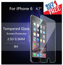 100% autentico in vetro temperato PELLICOLA PROTEGGI SCHERMO per Nuovo Apple iPhone 4,7 6 pollici