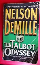 The Talbot Odyssey by Nelson DeMille 1984 Paperback -  Warner Books Fiction