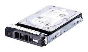"""DELL 3TB 6G 7.2K SAS 3.5"""" LFF Hot Swap Hard Disk für R-/T-Serie - 055H49 / 55H49"""
